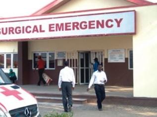 lagos hospital runs out oxygen