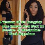 linda ikeji deceive manipulate nigerians