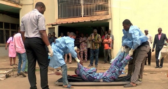 man jumped to his death uch_ibadan