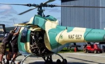 nigerian air force base katsina destroyed