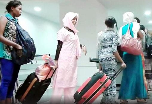 nigerian girls sold slavery egypt