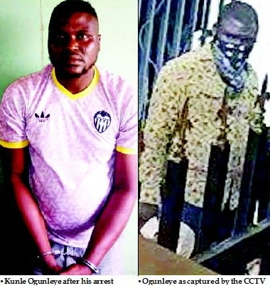 offa robbery gang leaders arrested