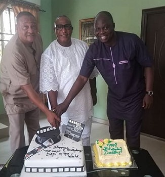 oga bello 66th birthday party