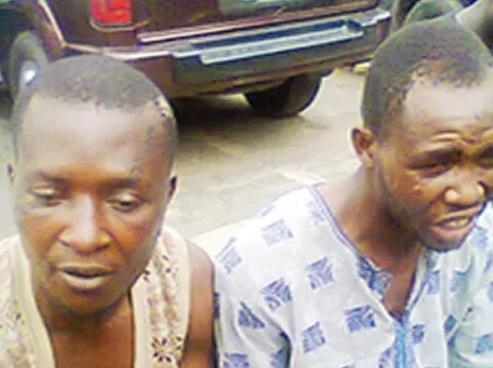 okada thief arrested shasha lagos