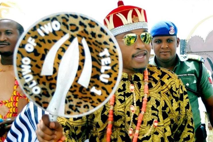 oluwo iwoland asiwaju igbo iwoland