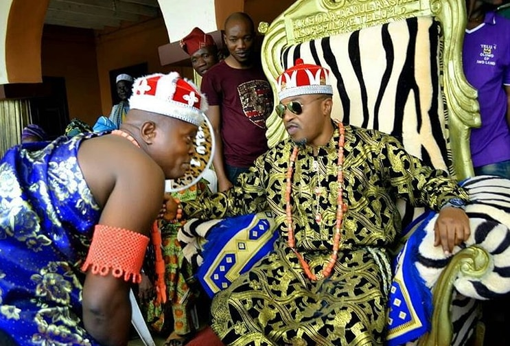 first igbo leader iwoland