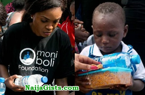 feed hungry and homeless lagos nigeria