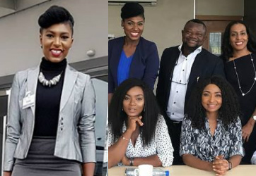 nollywood actors admission pan atlantic university
