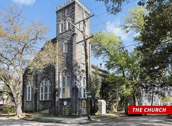 photos beyonce church new orleans