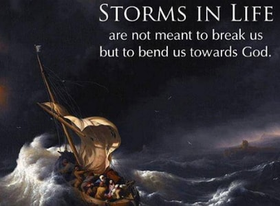 Dont Give Up This Storm Shall Pass You Will Come Out Stronger