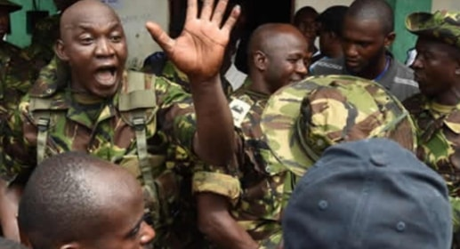 soldiers invade police station free criminals ph