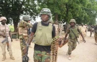suicide bombers kill 5 konduga borno state