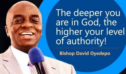sunday inspiration david oyedepo