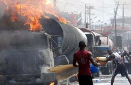 tanker explosion ughelli delta state