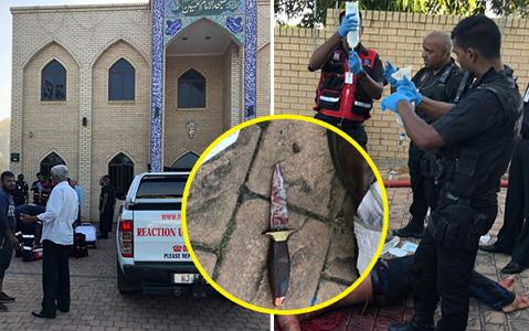 terrorist attack shia mosque durban south africa