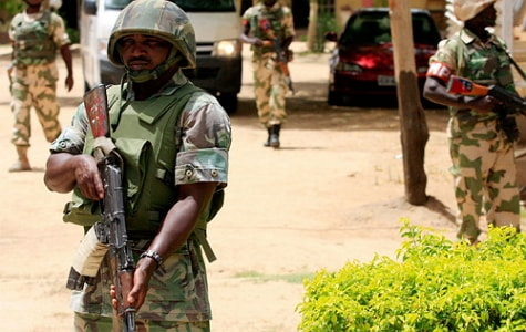 troops kill 15 boko haram terrorists borno