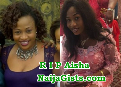 what killed aisha abimbola