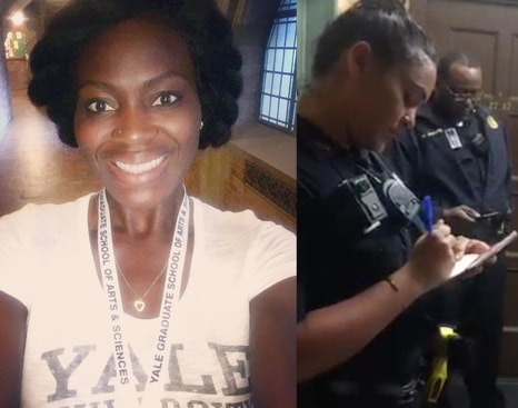 racist phd student call police on black nigerian graduate student