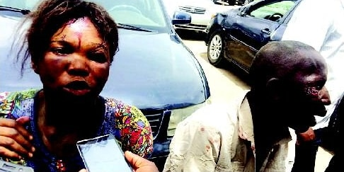 woman escaped ritualists agege lagos