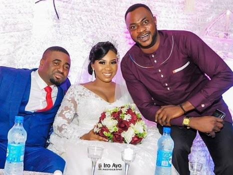 wunmi toriola wedding photos