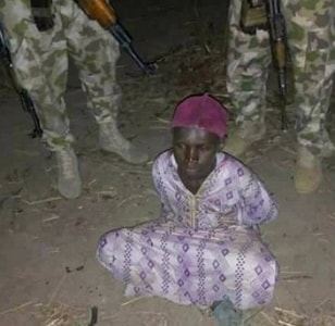 young boko haram suicide bomber intercepted