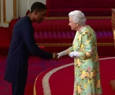 3 nigerians honoured queen elizabeth