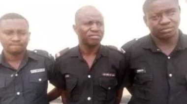 3 lagos policemen caught gambling on duty arrested