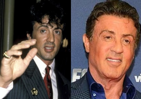 Sylvester Stallone sexual assault victim photo