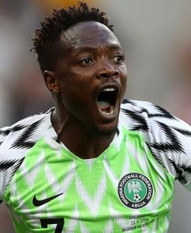 ahmed musa world cup