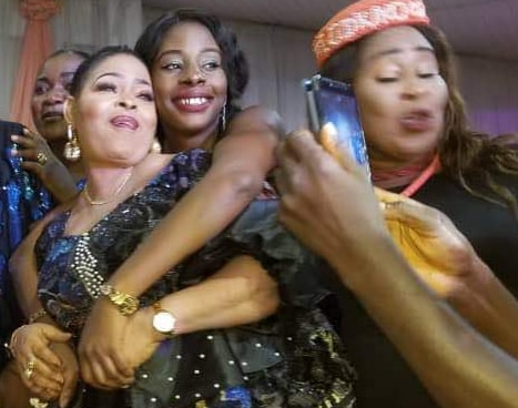 nollywood actresses awards ikeja gra lagos