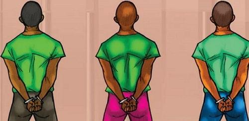 armed robbers death sentence ekiti