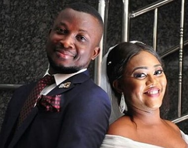augustine iloh wife gives birth twins asaba