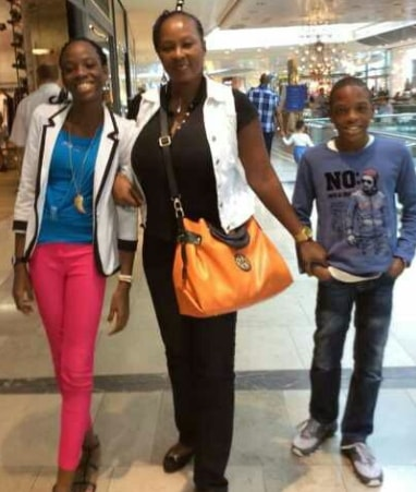 bob manuel udokwu wife children photos