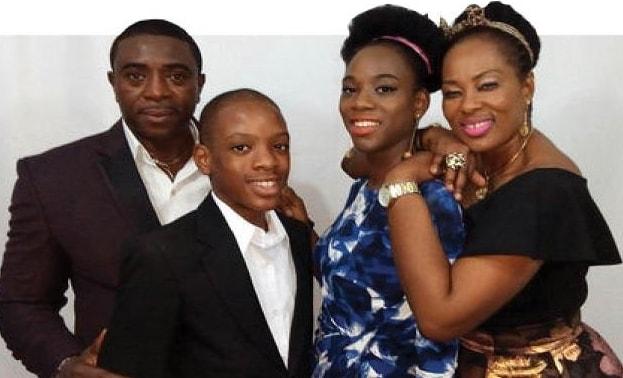 bob udokwu wife children
