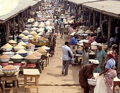 bodija market shut down