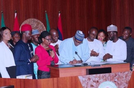 buhari selfish wish nigerian youths