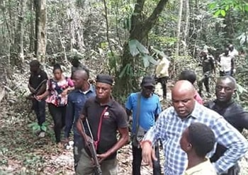 couple rescue kidnappers ekiti forest