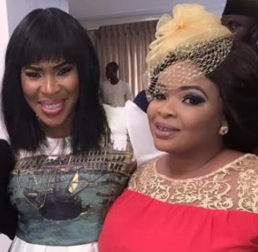 dayo amusa fathia balogun fighting