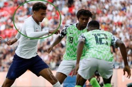 dele alli booed nigerians