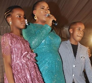 fathia balogun children