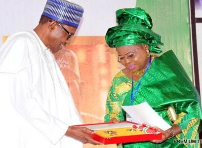 buhari bends gani fawehinmi widow