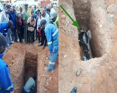 girl return home 2 years burial