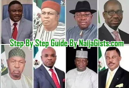 how to become state governor in nigeria
