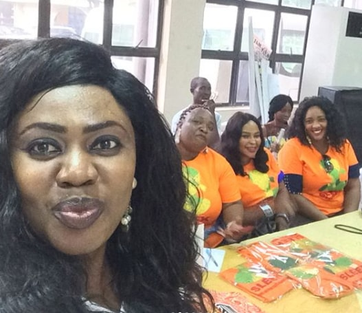 ify okeke empowers widows