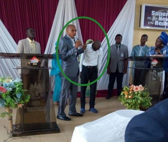 mad man healed winners street evangelism ikole ekiti