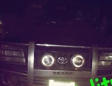 man found dead inside prado jeep ibadan