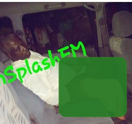 man found dead prado jeep ibadan