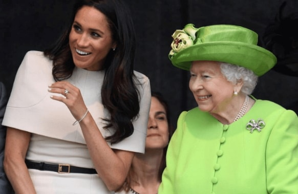 meghan markle queen Cheshire Uk