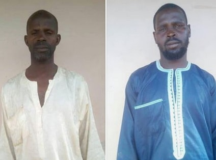 men selling fuel boko haram arrested