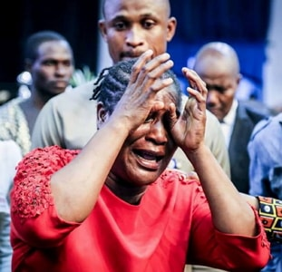 mother crying daughter dunamis